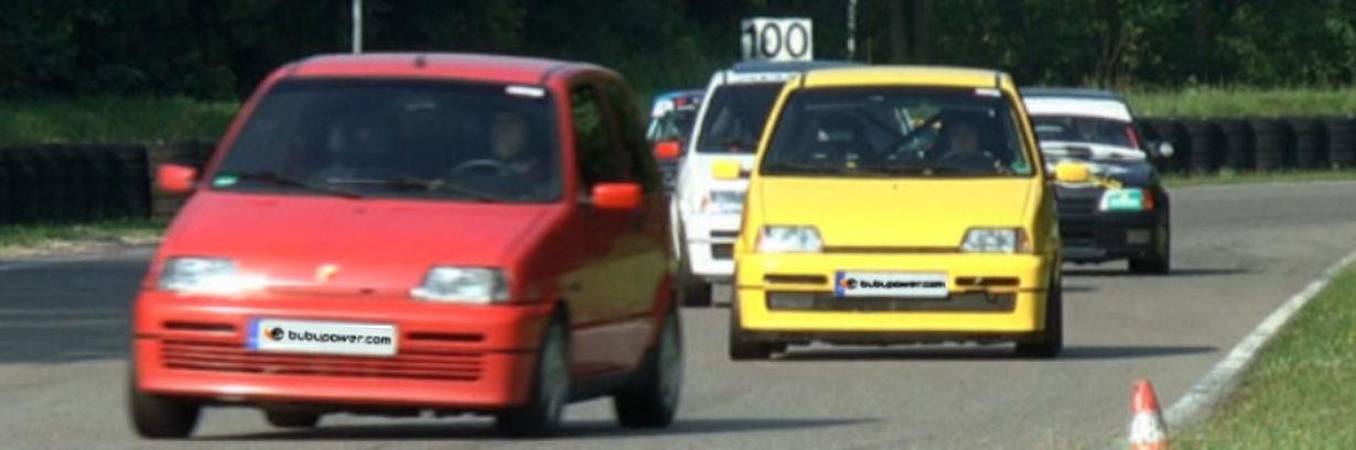 Fiat Cinquecento Turbo